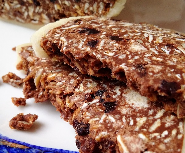 Chocolate_haggis_for_Burn's_Night_supper