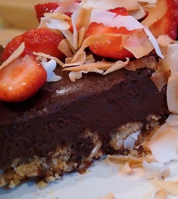 A_slice_of_chocolate_tart