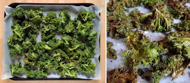 How_to_bake_kale