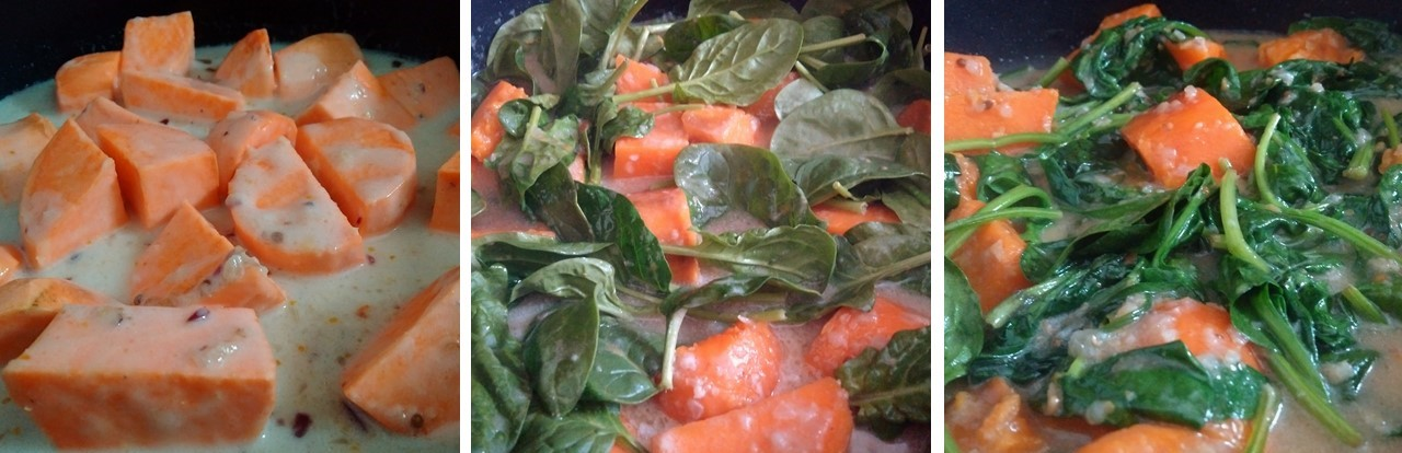 3_steps_to_cooking_sweet_potato_and_spinach_stew