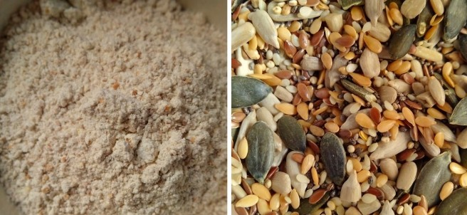 Close-up_of_wholemeal_spelt_flour_and_homemade_seed_mix