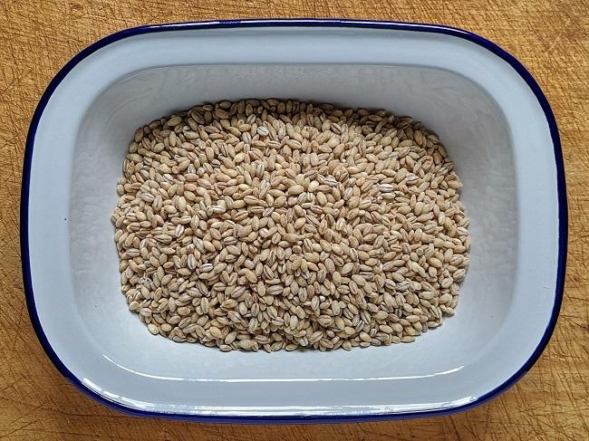 Enamel_dish_of_pearl_barley