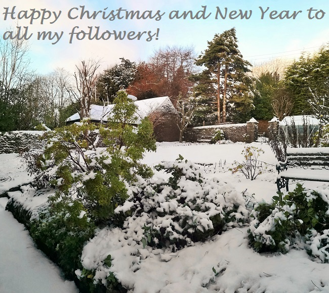 A_snow_covered_Perthshire_garden_in_mid_December