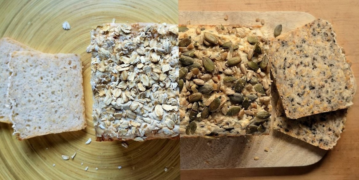Gluten-free_white_loaf_back-to-back_with_a_seeded_gluten-free_loaf