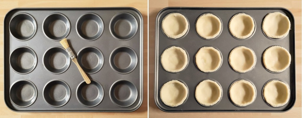 12_cup_tart_tin_greased_and_lined_with_pastry_circles