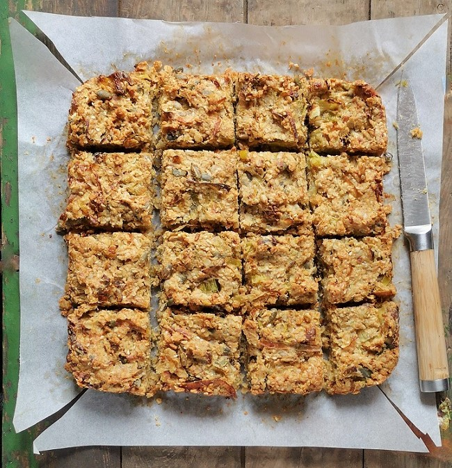 Overhead_image:of_oat_and_seed_square_cut_into_individual_portions