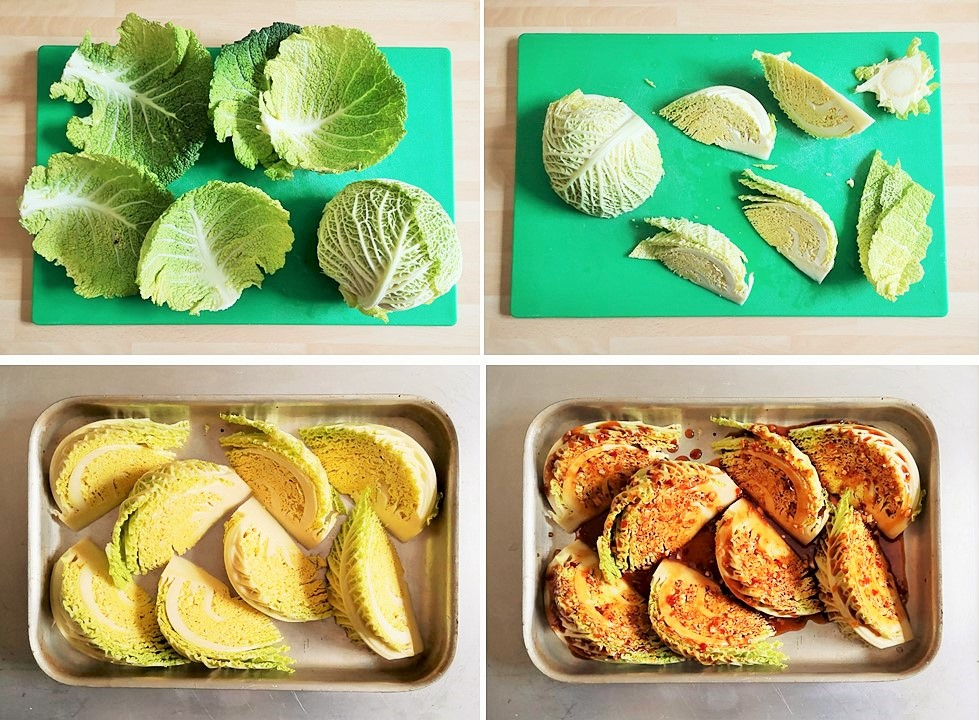 Preparation_of_Savoy_cabbage_and_flavouring_with_chilli_and_sesame_marinade