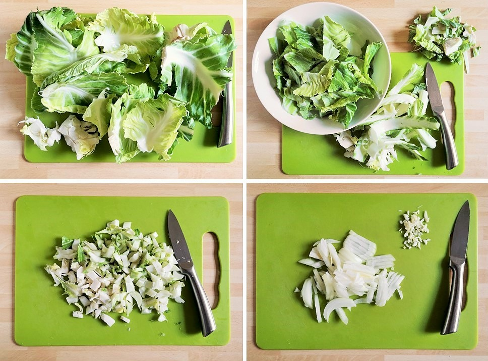 Slicing_and_chopping_cauliflower_stalks_for_cooking