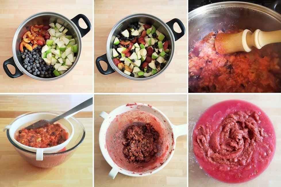 Steps_1_to_6_cooking_the_fruit_to_make_cheese